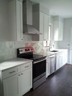 We Ordered The Pre Assembled White Shaker Style Cabinets The