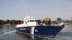 Russean Coast Guard. FPB