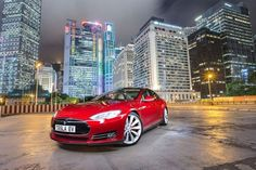 Tesla Model S: taking on Asia For more, check out: www.evannex.com