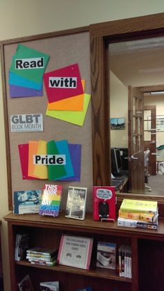 Show Your YA Pride: LGBTQ+ Book Displays from Around The World