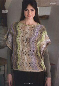 The Knitter №70 2014 - 紫苏 - 紫苏的博客