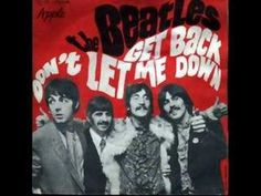 Don't Let Me Down. The Beatles.    I feel like the Beatles are a bit over-rated... but this song is amazing.