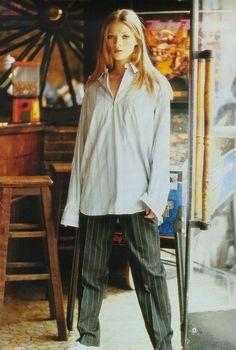 by Pamela Hanson for Elle France, November 1992