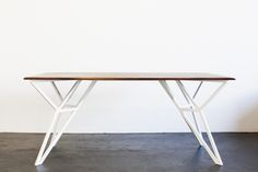 The Haack Table by Sean Woolsey