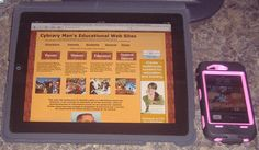 Cybraryman's iPad resource page = endless possibilities! (could get lost in here)