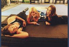Kelli Berglund and Olivia Holt :)