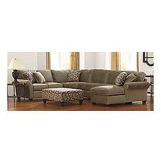 McCreary Dial 3 pc Sectional Furniture ideas