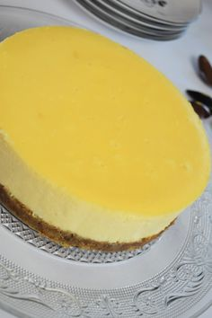 Cheesecake New Yorkais - le meilleur cheesecake Desserts, Food, New York Cheese Cake, Cheesecake Cake, Postres, Deserts, Hoods, Meals, Dessert