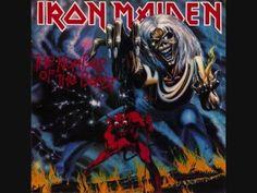 Iron Maiden - The Number Of The Beast Lyrics (HD) - YouTube
