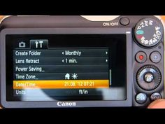Understanding Canon Powershot HS cameras: Part 1 Using Intelligent Auto Mode - YouTube