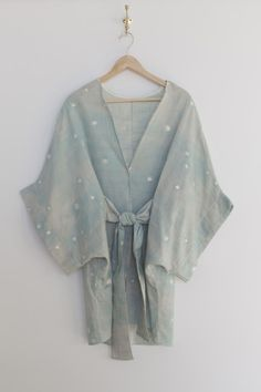 Almada robe sewing pattern