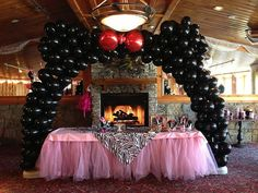 Balloon arches for rent in NYC! on Etsy, $170.00