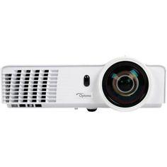 OPTOMA X305ST X305ST Full 3D Short-Throw Projector