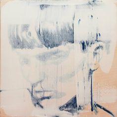 "Saatchi Art Artist János Huszti; Painting, ""Nose-bleeding"" #art"