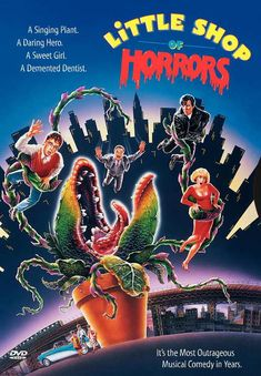 Little Shop of Horrors Movie Posters From Movie Poster Shop