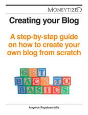 Create your blog from scratch  by Angelos Papaioannidis