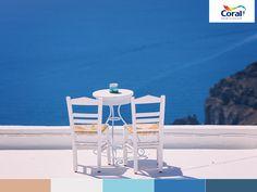 Nomes das cores: Muffin/ Alfazema Rubra/ Curaçao Blue/ Safira Intensa/ Corredeiras