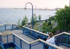 Duluth lakewalk <3
