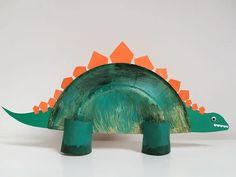 The Best Summer Crafts for Kids Toddler Crafts, Preschool Crafts, Diy Crafts For Kids, Fun Crafts, Dinosaur Projects, Dinosaur Crafts, Real Dinosaur, Dino Craft, Egg Carton Crafts