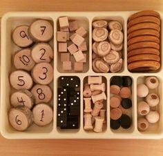 Math tray