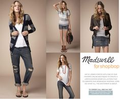 If you haven't heard of Madewell (only 11 stores nationwide)...well, It's the best store ever! Especially for college students, we enjoy an additional 15% off!! You can also find GREAT things on the sale rack, which is where I usually am :)  Check out Madewell.com and fall in love.