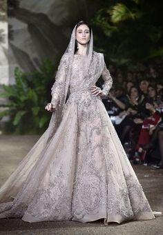 Elie Saab - Spring Couture 2016 [415x600] : fashionporn