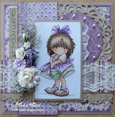 Sugar Nellie Card