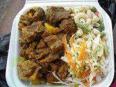 Jamaican Food....cra