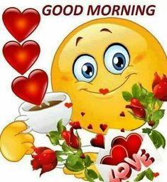 Guten Morgen lieber Smiley! ☕                                                                                                                                                                                 Mehr
