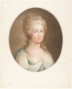 Marie Antoinette, Queen of France    anonymous artist, engraving, 18th cent.    Metropolitan Museum of Art