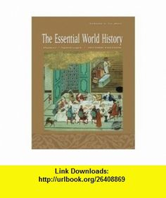The Essential World History, Volume I To 1800- Text Only (9780006400189) William J. Duiker, Jackson J. Spielvogel , ISBN-10: 0006400183  , ISBN-13: 978-0006400189 ,  , tutorials , pdf , ebook , torrent , downloads , rapidshare , filesonic , hotfile , megaupload , fileserve