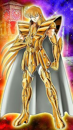 06 Virgo Shaka GoldCloth(OCE) by ZodiacBrave.jpg