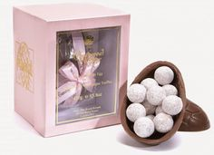 Win a Charbonnel champagne truffle easter egg on eversojuliet.com