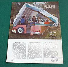 16 Best Vintage Pop Up Campers Images In 2019 Apache