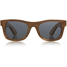 Finlay & Co. Natural Carnaby Sunglasses (3,400 MXN) ❤ liked on Polyvore featuring accessories, eyewear, sunglasses, wayfare, wayfarer style sunglasses, wayfarer style glasses, engraved glasses and wayfarer glasses