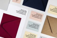 Visual identity and stationery for Tania M. Baez by Made.