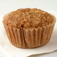 Double Apple Bran Muffins | CookingLight.com