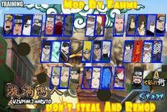 Naruto Senki MOD Unlimited Money Ultimate Shinobi Flame 1 Apk Android Terbaru Naruto Games, Naruto Team 7, Naruto And Sasuke, Kakashi, Naruto Uzumaki Shippuden, Boruto, Gta 5, Ultimate Naruto, All Anime Characters