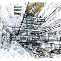 #architecture #ArchiSketch @archisketcher #archisketcher @arch_more #arch_more…
