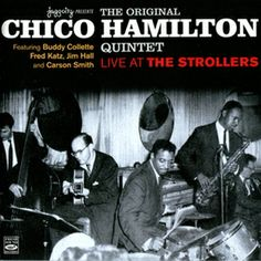 Chico Hamilton | Listen and Stream Free Music,