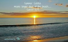 Summer solstice adds daylight to your island vacation. Enjoy the beach a little longer with www. Bradenton Beach, Indian Shores, Anna Maria Island, Anna Marias, Summer Solstice, Sunsets, Florida, Vacation, Day