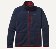 'Better Sweater' Fleece Jacket