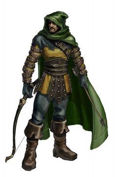 Wil d'Vadalis, human (Reacher) ranger Bulette tamer, member of the Handler's Guild