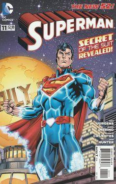Superman # 11 DC Comics The New 52 ! Vol 3