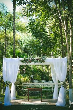 Inspire Blog – Casamentos Casamento de dia de Maína e Eduardo - Inspire Blog - Casamentos