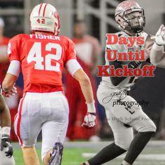 42 days til Texas high school football