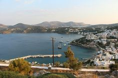 On the island of Leros