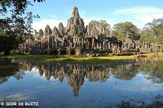 Angkor Temples - Bayon.
