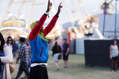 Live From Indio: All the Best #Coachella Street-Style Shots