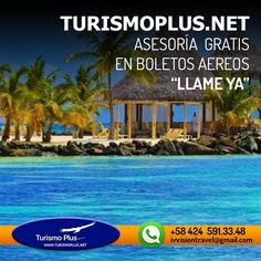 Las mejores vacaciones las tendras con nosotros llama ya te asesoramos gratis .#turismo #viajes #negocios #asesoria #hoteles #cruceros #posadas #playas #paisajes #inversion #familia